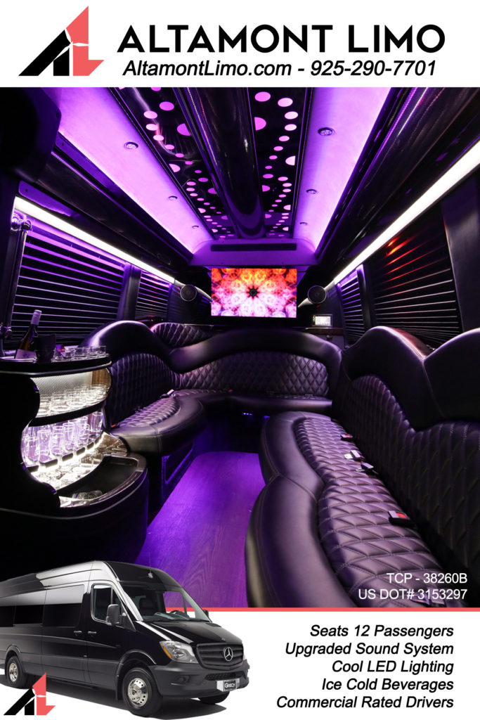 Very Spacious Limo!
