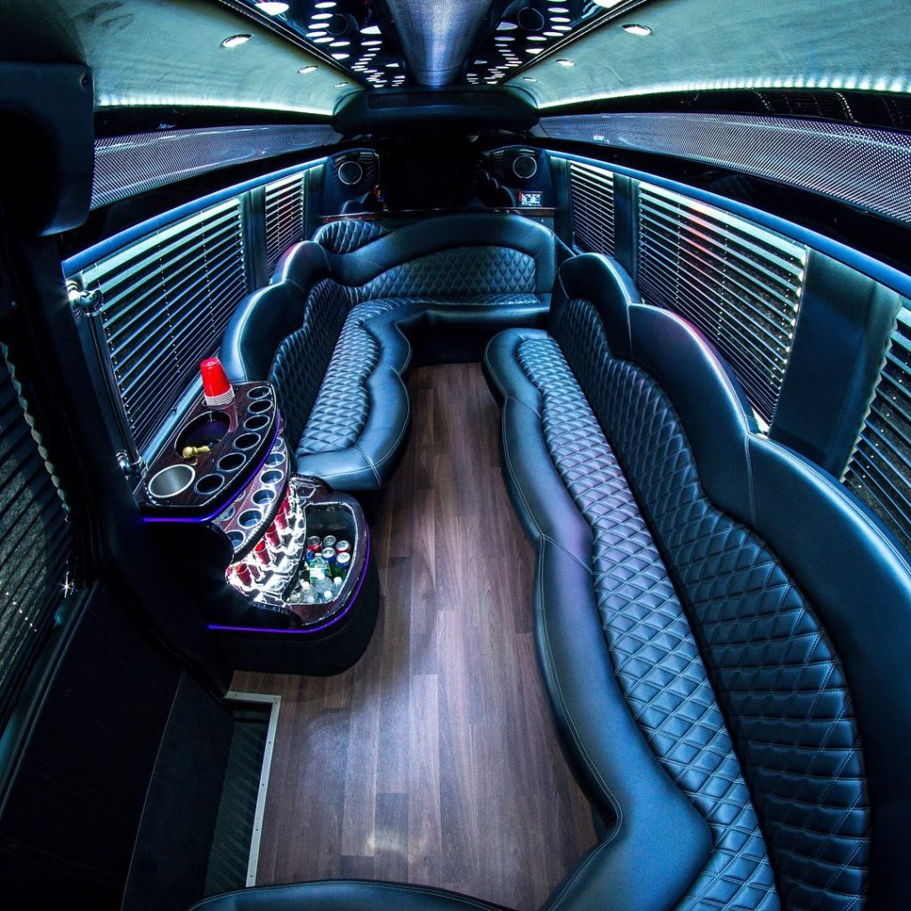 Limo with a lot of headroom!